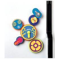 Gearation Refrigerator Magnets