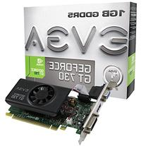 EVGA GeForce GT 730 1GB GDDR5 64bit DVI/HDMI/VGA Low Profile