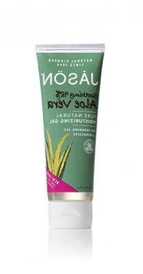 Jason Natural Products Gel Aloe Vera Tube, 4 Ounce