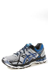 Men's ASICS 'GEL-Kayano 21' Running Shoe Lightning/ Royal