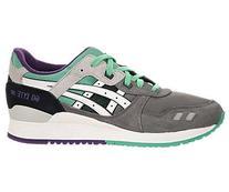 Asics Gel-Lyte III Men's Fashion Sneaker H405N-1101, 12