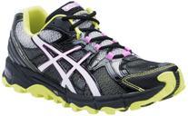 ASICS Women's GEL-Scout Trail Running Shoe,Lightning/White/
