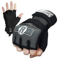 Ringside Gel Shock Boxing Glove Wraps - Small - Gray/Black