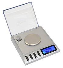 Smart Weigh High Precision Digital Milligram Jewelry Scale,