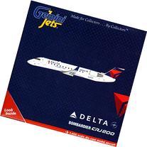 GEMGJ1510 1:400 Gemini Jets Delta Bombardier CRJ200 Reg #