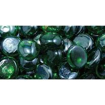 GemStones® Decorative Aquarium Stones, Green, 90/bag