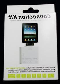 Newgen CRIPAD51 5-in-1 Card Reader for Apple iPad, iPad 2 &