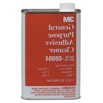 3M General Purpose Adhesive Cleaner, Quart, 08984