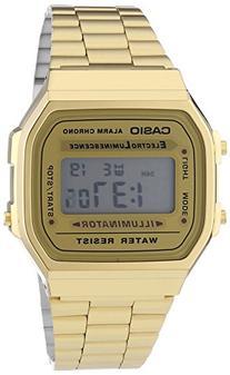 Casio General Men's Watches Standard Active Dial A-168WG-9UR