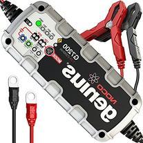 Genius G7200 12V - 24V Smart Battery Charger for Buell M2