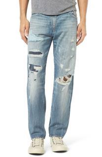 Men's True Religion Brand Jeans Geno Straight Leg Jeans,