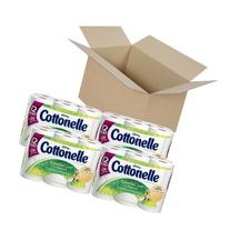 Cottonelle Gentle Care Toilet Paper with Aloe and E, Double
