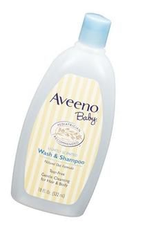 Gentle cleansing for hair and body - Aveeno Baby Wash &