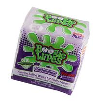 Boogie Wipes Baby Hand and Face Wet Wipe Sensitive Saline