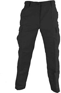 Propper BDU Trouser , Black, Medium Short