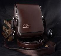 econoLED Men's Genuine Leather/pu Authentic Kangaroo Kingdom