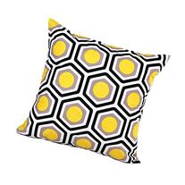 Usstore Geometry Shape Pillow Throw Cushion Cover Pillowslip