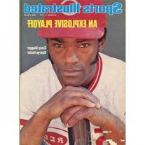 George Foster Signed Sports Illustrated 10/11/76