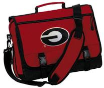 Georgia Bulldogs Laptop Bag University of Georgia Messenger