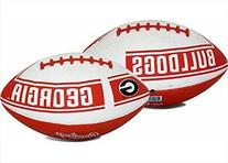 Licensed Products Hail Mary Football Georgia Bulldogs
