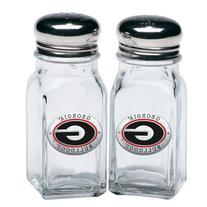 "Georgia ""Bulldogs"" University Salt & Pepper Shakers"