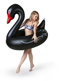 BigMouth Inc. Giant Black Swan Pool Float