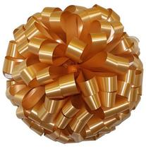 Giant Gold Car Bows
