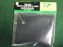 "Giant 16""x26"" Pro Style Golf Towel Black NEW"