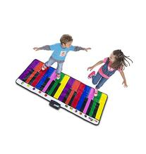 Giant Play Piano for Kids Musical Dance Keyboard Floor Mat 5