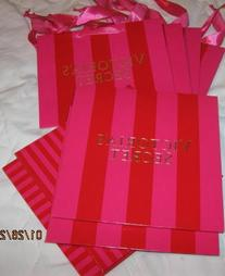 Victoria's Secret Gift Boxes  & Gift Bags  NEW