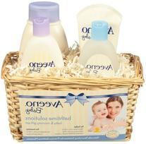 Aveeno Baby Daily Bathtime Solutions Gift Set to Nourish