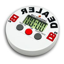 Trademark Poker Digital Dealer Button Poker Timer