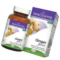 New Chapter Ginger Force, 60 Softgels