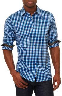 Men's Robert Graham Giordano Classic Fit Sport Shirt, Size