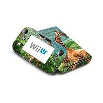 Giraffe Decorative Decal Cover Skin for Nintendo Wii U