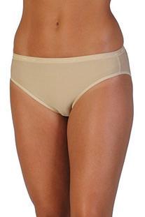 ExOfficio Women's Give-N-Go Bikini Brief - Large - Nude
