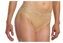ExOfficio Women's Give-N-Go Bikini Brief - X-Large - Nude