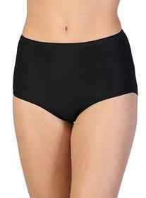 ExOfficio Women's Give-N-Go Full Cut Brief,Black,X-Large