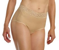 ExOfficio Women's Give-N-Go Lacy Lu Full Cut,Nude,Small