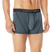 ExOfficio Men's Give-N-Go Sport Mesh 3-Inch Brief, Phantom,