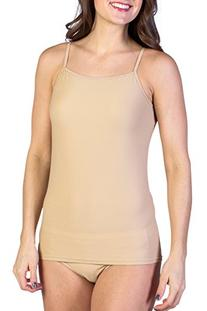 Exofficio Women's Give-N-Go Shelf Bra Cami Top, Nude, Medium