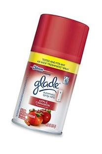 Glade Apple Cinnamon Automatic Refill 6.2 Oz