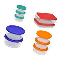Pyrex Glass Storage Set - 20 pc