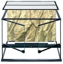 Exo Terra Glass Terrarium Tank, 24 by 18 by 18-Inch