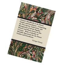 Glenny's Handbook to the Flower Garden and Greenhouse -