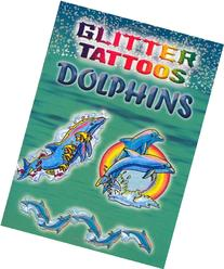 Glitter Tattoos Dolphins