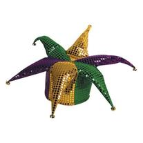 Glitz 'N Gleam Jester Hat  Party Accessory
