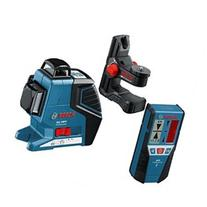Bosch GLL3-80-LR2 3-Plane Leveling and Alignment Laser with