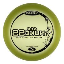 Discraft GLO Nuke SS Elite Z Disc Golf Driver, 170-172gm