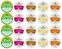 20-count GLORIA JEAN'S FLAVORED COFFEE K-Cup Variety Sampler